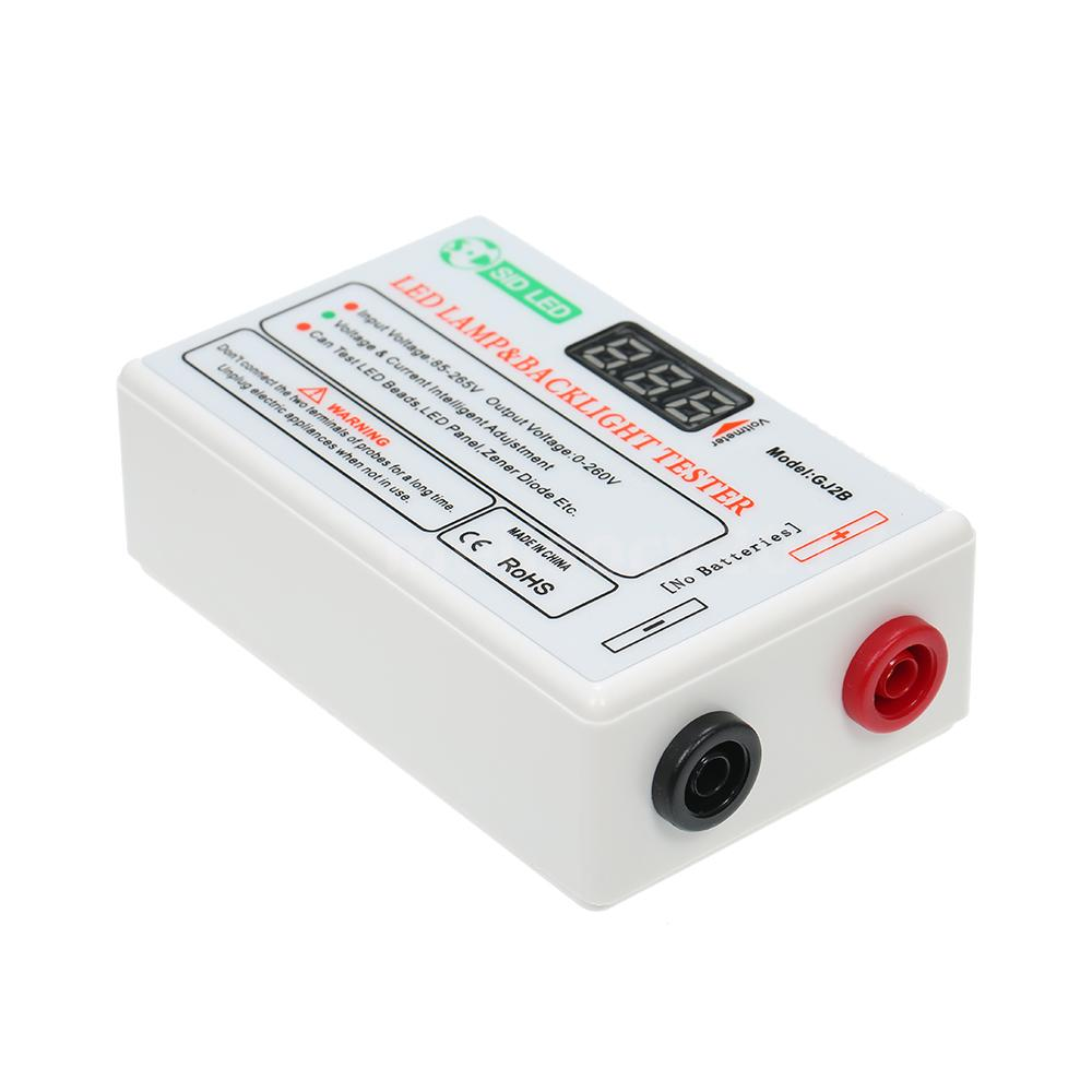 260v Tester Testing Tool For Led Tv Beads Panel Lamp Zener Diode Voltage Gj2b Backlight Is A Light Source Power Supply That Consist Of Isolating Switch Constant Current Circuit Control