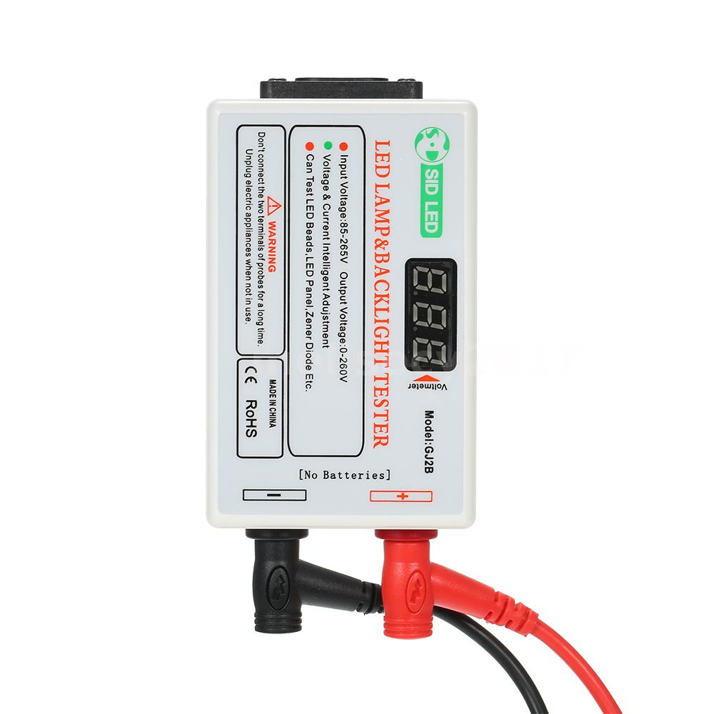 260v Tester Testing Tool For Led Tv Beads Panel Lamp Zener Diode Circuit In Addition Gj2b Backlight Is A Light Source Power Supply That Consist Of Isolating Switch Constant Current Control