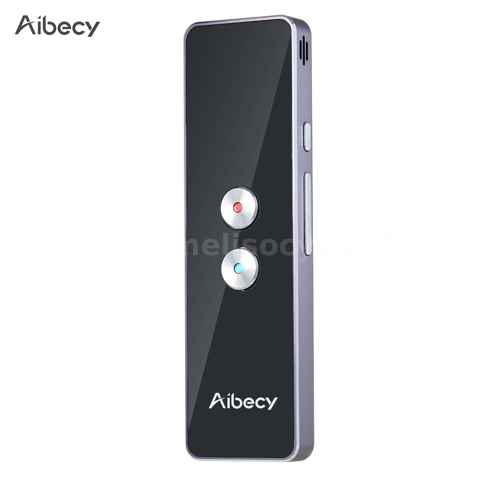 Two-Way Real Time 30 Language Instant Automatic Translator Text ...